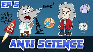 THE TWIST | S01E05 - ANTI SCIENCE | Angry Prash