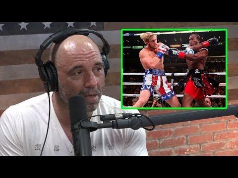 Joe Rogan on KSI vs. Logan Paul 2
