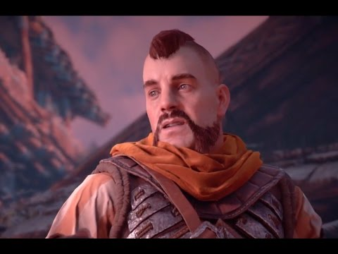 John Hopkins - Horizon Zero Dawn - Erend