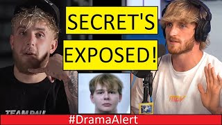 Logan Paul vs Jake Paul ( SECRET EXPOSED ) #DramaAlert DEJI BIG SHOT! FaZe Banks is BACK! - MrBEAST