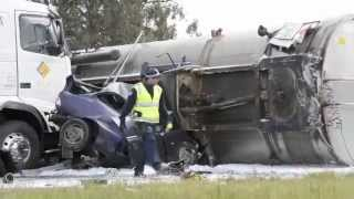 Violet Town Hume Freeway Fatality