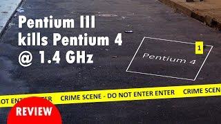 Pentium III Tualatin vs Pentium 4 Willamette 1.4 GHz Battle