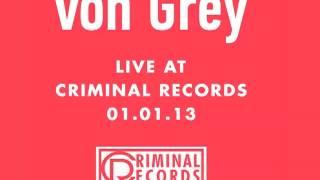 """von Grey - """"Ashes"""""""