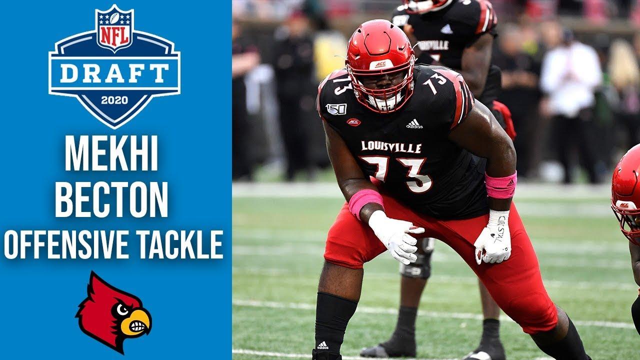 Mekhi Becton | #73 Left Tackle | Louisville | 2020 NFL Draft Profile