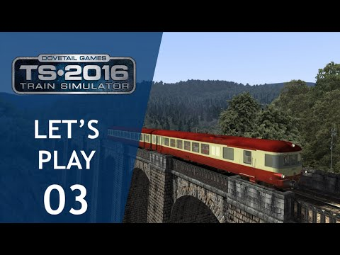 Train Simulator 2016 | Let's Play #03: Triangle du Cantal (1/2)de YouTube · Durée :  41 minutes 45 secondes