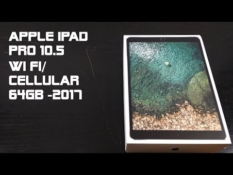 iPad PRO 10.5 WI Fi/Cellular 64GB