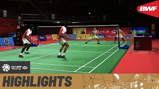 YONEX Thailand Open | Lightning-fast exchanges set the court alight in the opening match