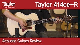 [버드뮤직] Taylor 414CE-R 테일러 어쿠스틱 기타 리뷰