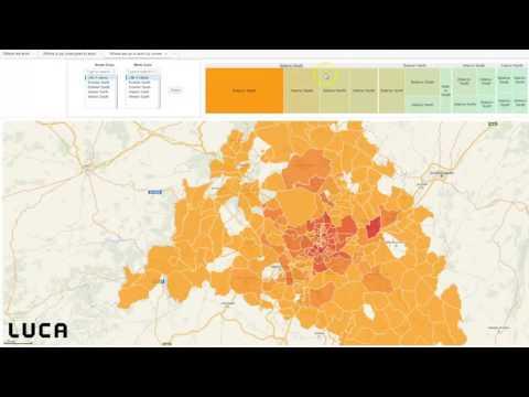 LUCA: ¿Puede el Big Data resolver los atascos de Madrid? [Parte 1]