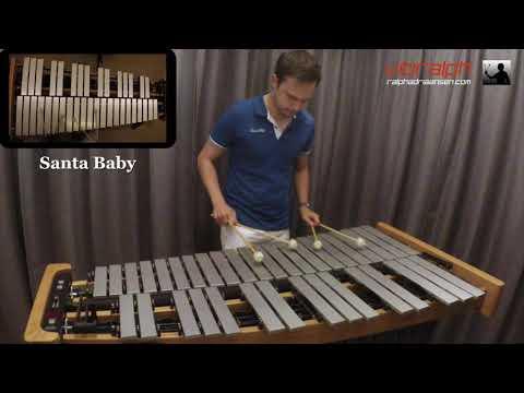 Santa Baby / Christmas songs for vibraphone – Vibralph