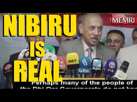 BREAKING NEWS: Iraqi Government admits Nibiru and Anunnaki are REAL!!