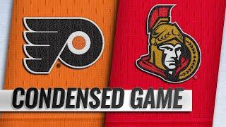 10/10/18 Condensed Game: Flyers @ Senators