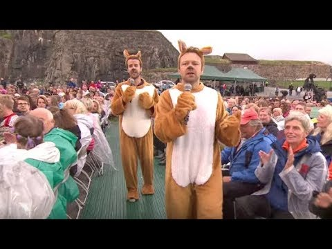What Does The Fox Say? (Allsang på grensen 2017)