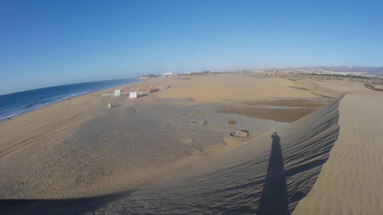 Wetter Gran Canaria Maspalomas