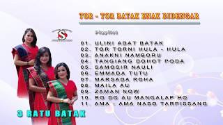 3 RATU BATAK - LAGU  TOR TOR BATAK & REMIX | ENAK DIDENGAR  ( OFFICIAL AUDIO )