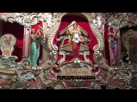 38er Ruth & Sohn Concert- Fair Organ plays 'Ein Abend bei Paul Lincke'