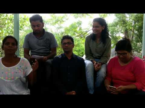 National troupe of Ambedkarite artist