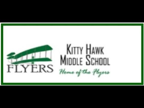 FLUKEDOG PHONE CALL TO KITTY HAWK MIDDLE SCHOOL