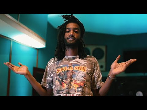 Studio Life: Chase N. Cashe hits the studio with Izze the Producer