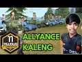 ALIANSI KALENG RAME BANGET!!! - FREE FIRE BATTLEGROUND