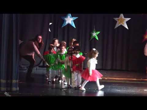 2º inf-  En estas navidades quiero bailar