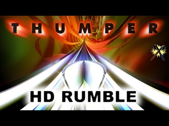 Thumper [Switch] - What is HD Rumble?