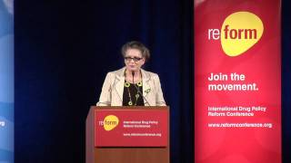 Nanna W. Gotfredsen: Law Award Winner (2011 International Drug Policy Reform Conference)
