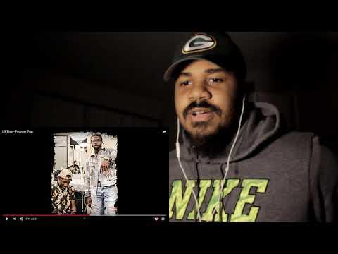 Lil Tjay – Forever Pop REACTION