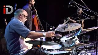 Peter Erskine Drum Solo Live With The Tyler Williams Trio - iDrum Magazine