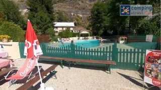 TEASER Camping A la Rencontre du Soleil - Bourg d'Oisans Rhône-Alpes | Camping Street View
