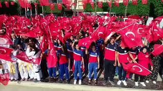 19 Mayıs Atatürk'ü Anma Gençlik ve Spor Bayramı Kutlu Olsun 2018