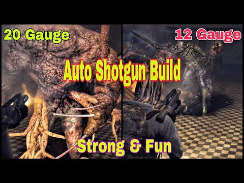 Dead Frontier 2 Auto Shotgun Build (Level 50)