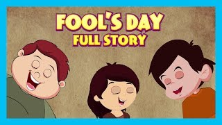 Fools Day Full Story For Kids || Celebration Of April Fool's Day