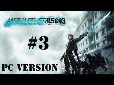 Metal Gear Rising - 3 - The Cool Wind of France
