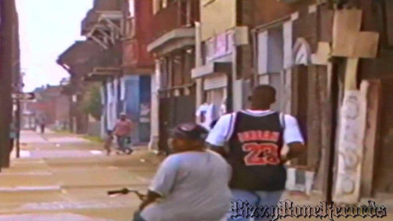 Bone Thugs N'Harmony - The Untold Story (Art Of War Tour)