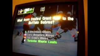 Power Play Sports Trivia PS1 3 miss