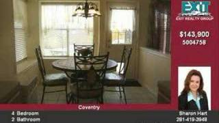 House For Sale Spring Texas $143,900 (near The Woodlands)