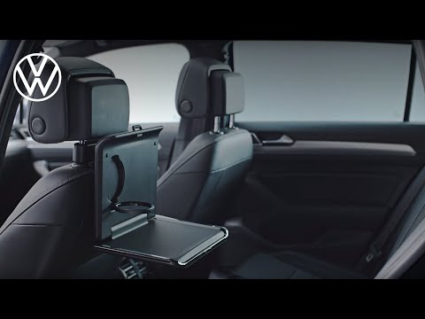 Comfortable travel with Volkswagen Accessories