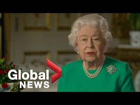 Coronavirus outbreak: Queen Elizabeth II calls for unity in 'increasingly challenging time' | FULL