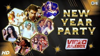 New Year Party Video Jukebox  | Non Stop Bollywood Hits | Best Of Bollywood Party Songs | Pritam