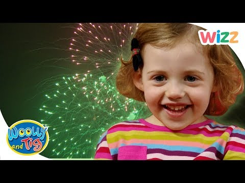 Woolly And Tig - Fireworks Day | Bonfire Night Special! | Toy Spider | Wizz | TV Shows For Kids