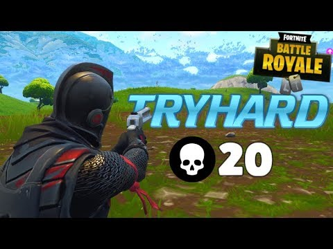Worlds Biggest TryHard.. Fortnite 20k Solo! - YouTube