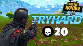 Worlds Biggest TryHard.. Fortnite 20k Solo!