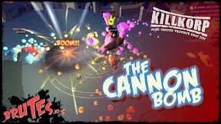 Brutes.io | KillKorp Powerups - The Cannon Bomb