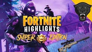 fortnite battle royale : Sniper Edition (fortnite Highlights)