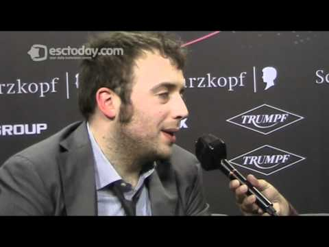 Italy: Interview with Raphael Gualazzi - Eurovision Song Contest 2011