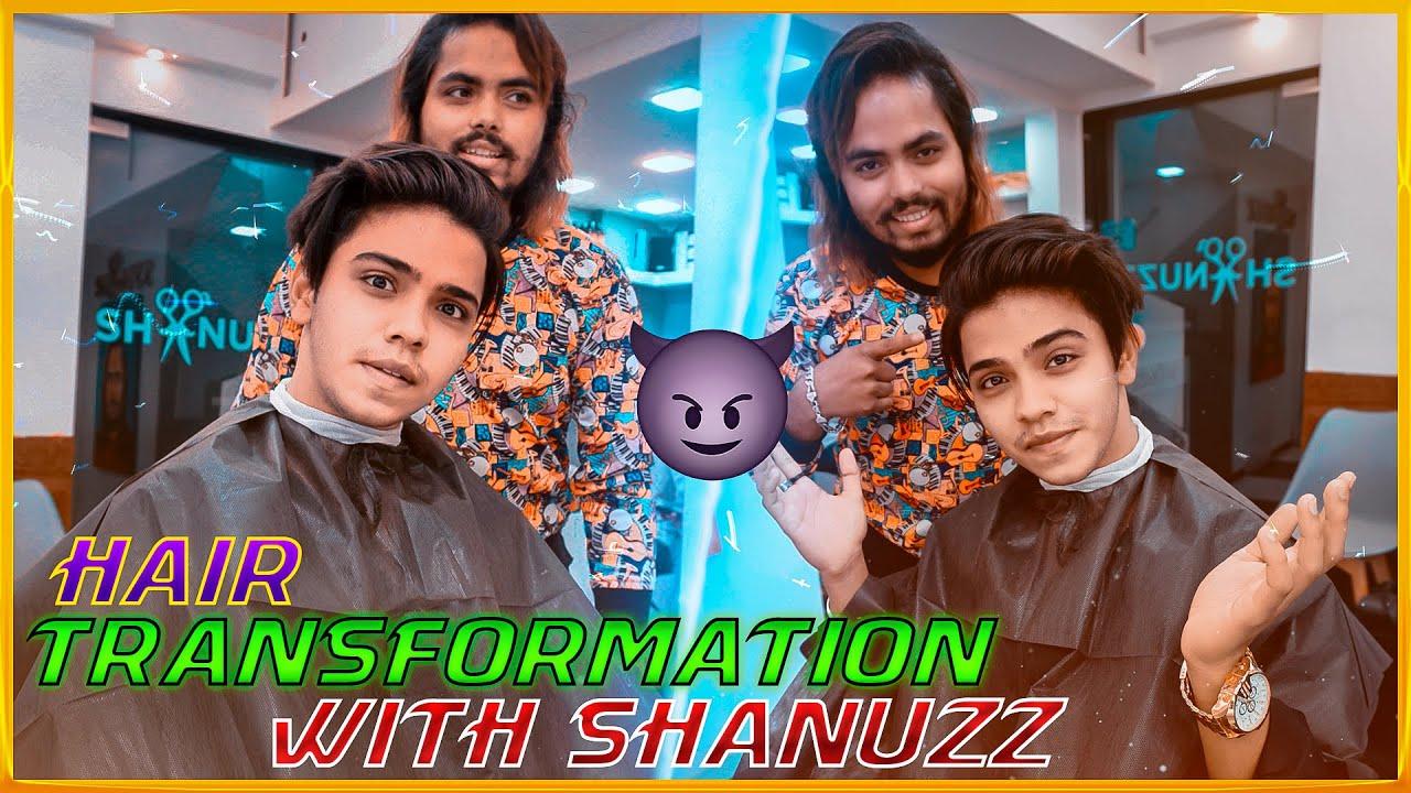 CHECKOUT SAJID SHAIKH NEW CREATIVE HAIR CUT   Shanuzz Salon