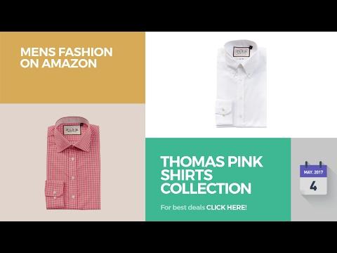 Thomas Pink Shirts Collection Mens Fashion On Amazon