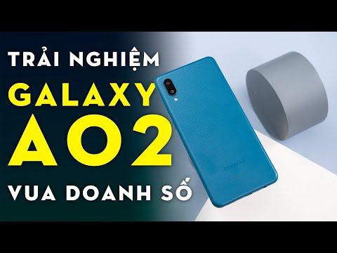Trải nghiệm Galaxy A02: Trùm doanh số khủng nhà Samsung