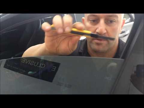 Window Tinting Mercedes C63 - Exclusive Tint Sydney Australia